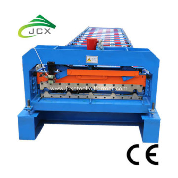 Galvanized Single Layer Trapezoid Machine